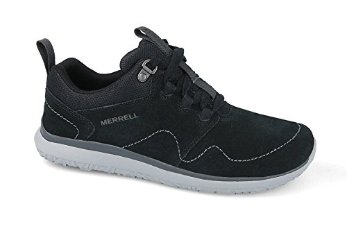 Merrell Getaway Locksley Lace LTR, Baskets Homme Black