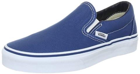 Vans Classic Slip-On, Sneakers Basses mixte adulte, Bleu (Navy), 50 EU (15 UK)