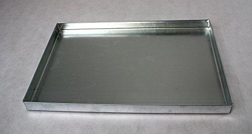 feuerrost fuer grillkamin Aschkasten zum Grillen Ofenkasten Grillkasten Kohleschale Kamin Schale Kasten Kohle 60x40 cm