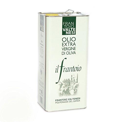 Olio extra vergine di oliva il frantoio valtenesi hs 5lt