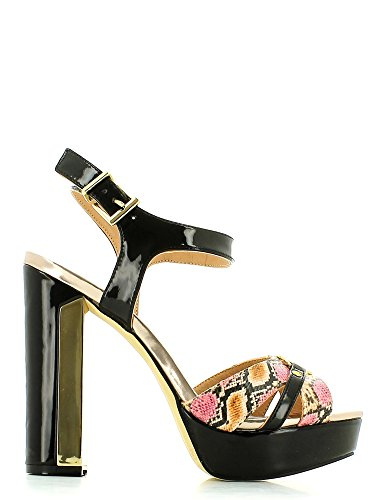 Gaudi V43 65903 Sandalo tacco Donna Peonia/black 40