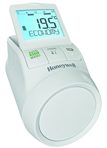Honeywell HR90WE - Cabezal Termostático Digital Programable