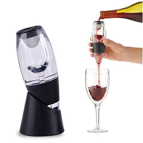 Hoomall Vin Décanteur Rapide Aérateur à Vin...