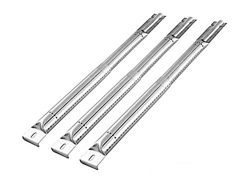 """Bar. b.q.s Universal ajustable quemador de tubo de acero inoxidable de repuesto, ampliar de 122/10\""""a 161/2\"""", Ajuste más barbacoa parrillas de Gas"""