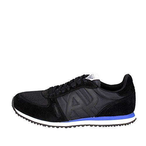 Armani Jeans Herren Low Cut Sneaker