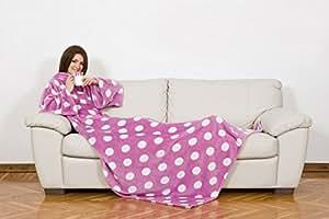 Kanguru Deluxe Pop Decke, Pink