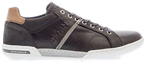 Björn Borg , Baskets pour homme gris foncé