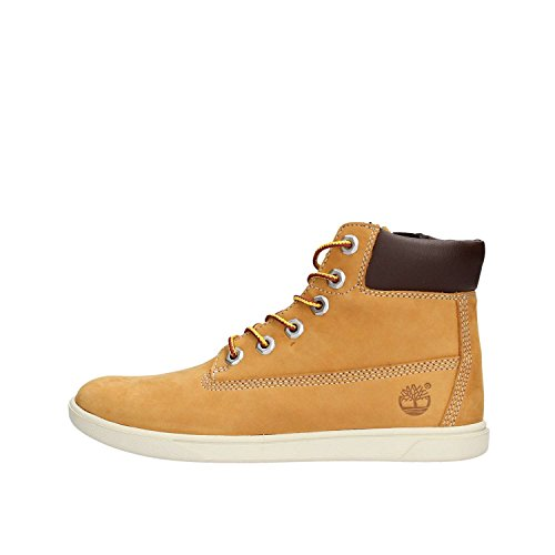 Timberland  Groveton_groveton 6in Lace With Si, Sneakers Basses mixte enfant Giallo