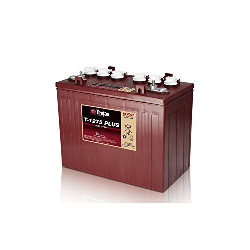 Zyklische Batterie Trojan 150Ah 12V T-1275 fur Photovoltaik, Stand-Alone