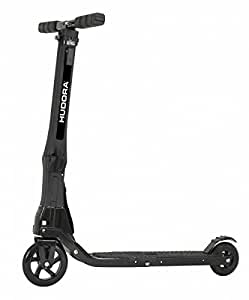 Hudora HDO Tour Scooter schwarz