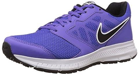 Nike Downshifter 6 MSL, Damen Laufschuhe, Violett (Prsn violet/Black-purple haze-white), 38 EU