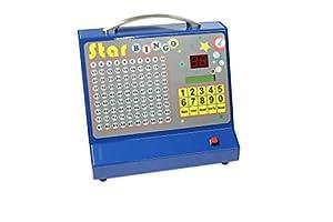 CARTALOTO - Tirador electrónico de Loto Starbingo, MLTESB, Multicolor