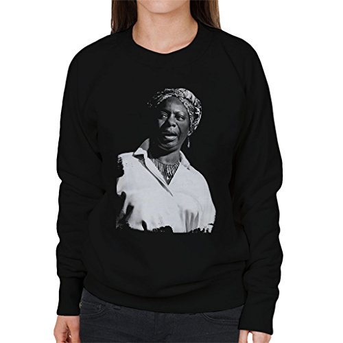Nina Simone At The Royal Albert Hall 1998 Womens Sweatshirt Black