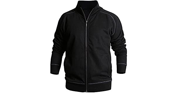 Blaklader 334910488600XS Sweatshirt with Zipper Navy Blue Size XS