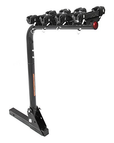 4 Bicycle Bike Rack Hitch Mount Car Carrier 2 by CyclingDeal