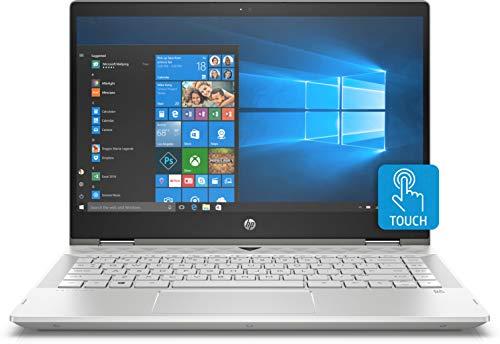 """HP Pavilion x360 14-cd0000nl 2.2GHz i3-8130U Intel® CoreTM i3 di ottava generazione 14"""" 1920 x 1080Pixel Touch screen Argento Ibrido (2 in 1)"""