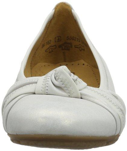 Gabor Shoes Gabor 84.162.60 Damen Ballerinas Silber (Silber)