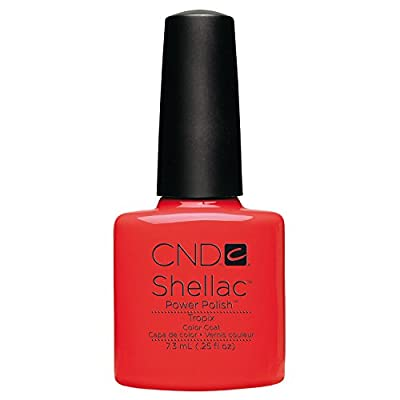 CND Shellac Color Coat UV Nail Polish 7.3ml