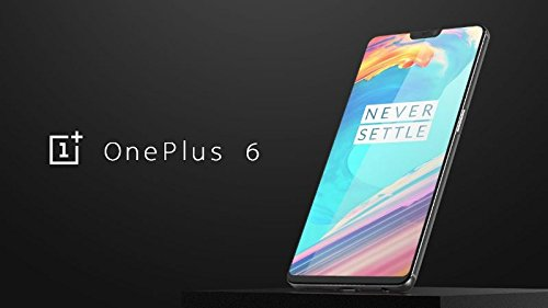 OnePlus 6 Screen Protector, JUMP START One Plus 6 Tempered Glass Screen Protectors 3D Touch 0.25mm Screen Protector Glass for...