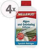 Gardopia 4 x 1 Liter Mellerud Algen und Grünbelag Entferner