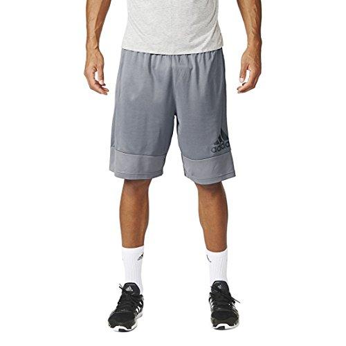 adidas Herren Shorts PRIME Ch Solid Vista Grey, S