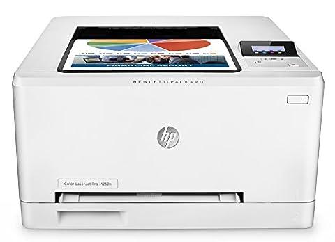 HP Color LaserJet Pro M252n Farb-Laserdrucker (Drucker, LAN, HP ePrint, Apple Airprint, USB, 600 x 600 dpi)