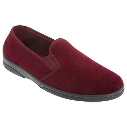 Sleepers Anthony IV - Chaussons - Homme Bordeaux