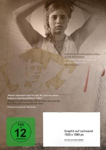 Preisvergleich Produktbild Graphit auf Leinwand,  1920x1080 px (Graphite on Canvas)[NON-US FORMAT,  PAL] by Hannah Kobitzsch