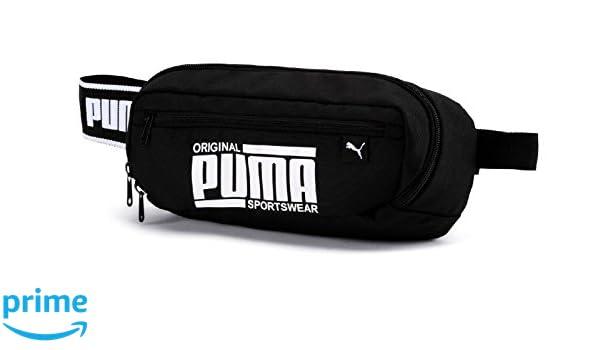 PUMA Unisex s Sole Waist Bag Black, OSFA  Amazon.co.uk  Sports   Outdoors c68f9baea6