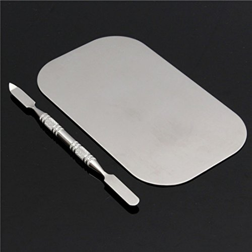 ungfu-mall-1-pc-stainless-steel-mixing-color-palette-nail-art-dish-spatula-makeup-cosmetic-blending-