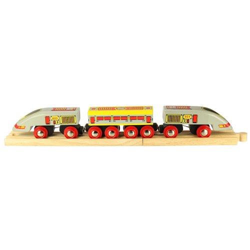 Bigjigs - Train AVE (bibjt420)