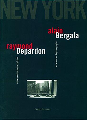 NEW YORK. 25 ans après le dialogue par Raymond Depardon et Alain Bergala