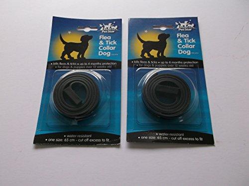 2-x-pet-star-dog-flea-tick-collars-8-months-proctection