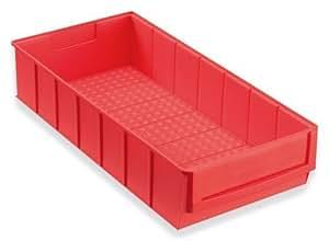 bo te industrielle bac de rangement empilable en plastique bricolage. Black Bedroom Furniture Sets. Home Design Ideas