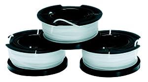 Black + Decker Fadenspule, 2 und 1 Vorteilspack, A6485