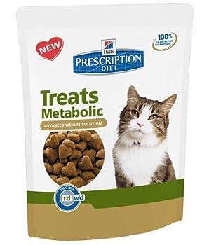 Hill's Prescription Diet Feline Treats Metabolic Advanced Weight Solution 70 grs