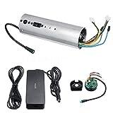 42V 1.7A Chargeur de Batterie pour Scooter Mini Smart Scooter électrique, Balance Monocycle Skateboard Adaptateur d'alimentation utilisé pour Circuit Board Control Dashboard & Charger