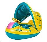 Lieberpaar Kinder Baby Verdickte Säuglingssitzteil Aufblasbare Runde Schwimmen Ring Zacht