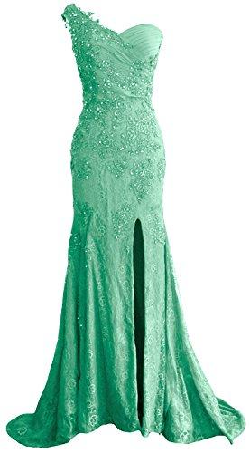 MACloth - Robe - Moulante - Sans Manche - Femme Vert - Menthe