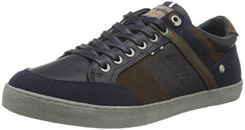 wrangler-dallas-low-sneakers-basses-homme-bleu-blau-16-navy-taille-43