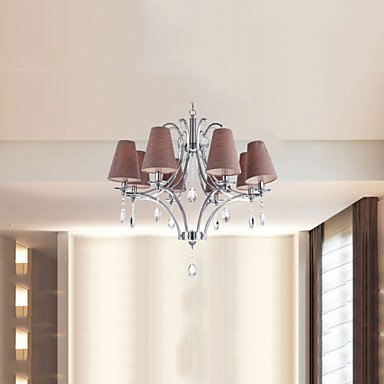 25-w-diametre-80-cm-11-lustre-en-metal-style-country-220-240-v