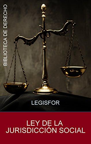 Ley de la Jurisdicción Social: actualizada (edición 2016). Con índice sistemático