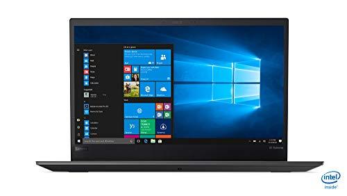 LENOVO ThinkPad X1 Extreme i7-8750HvPro 39,6cm 15,6Zoll UHD-Touch 32GB 1TB SSD W10P64 NVIDIA GeForce