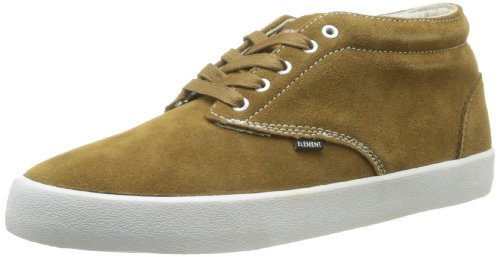 Element  Preston,  Scarpe da skateboard uomo, Giallo (Jaune (Curry)), 46