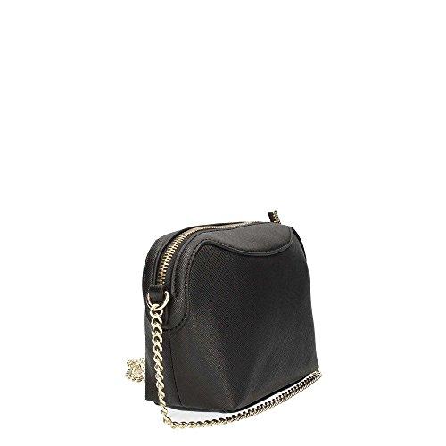 Liu jo a17137e0140 tracolla accessori poliuretano nero for Amazon borse firmate
