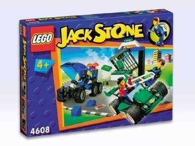 LEGO Jack Stone 4608 Bank Breakout