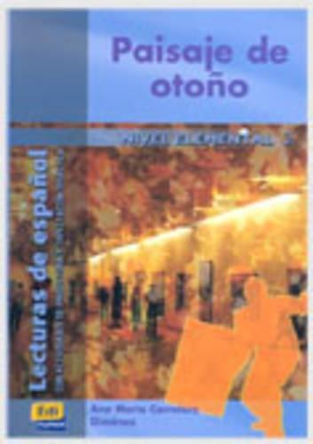 Paisaje de otoño (Lecturas de español para jóvenes y adult) por José Luis Ocasar Ariza