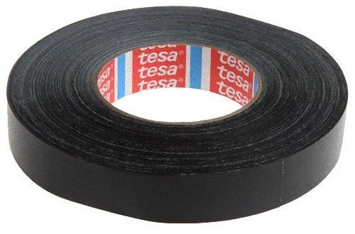 TPF COMERCIAL 0007698135025  - CINTA TESA (CAUCHO NATURAL  50 M X 25 MM) COLOR NEGRO