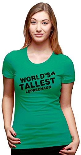 womens-worlds-tallest-leprechaun-t-shirt-funny-saint-patricks-girls-shirt-2xl