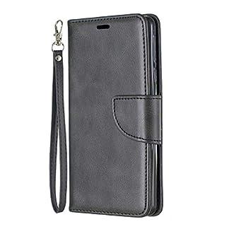 Lomogo-Nokia-1Plus-Hlle-Leder-Schutzhlle-Brieftasche-mit-Kartenfach-Klappbar-Magnetverschluss-Stofest-Kratzfest-Handyhlle-Case-fr-Nokia-1-Plus